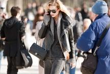 Winter Fashion / by Lauren Schleyer