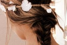 hair styles.  / by Jenna Jensen