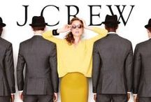 J Crew Love / Obsessed with all things J.Crew / by Jamie Perkins