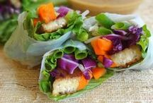 LUNCH / Real food lunch ideas and healthy lunch recipes. / by Keeper of the Home