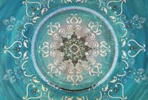 The Sacred Circle / The universal symbol ~Mandalas created by nature and man~