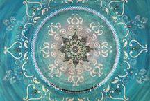 The Sacred Circle / The universal symbol ~Mandalas created by nature and man~