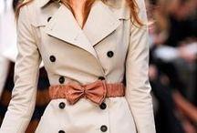 Coats & Jackets / by Sherlyne Michel