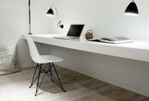 Workspace / Workspace design and decor ideas. / by Modernica / Case Study Furniture