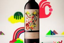 Wine design - Illustration