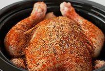 CROCKPOT / Real Food Slow Cooker and Crockpot Recipes.
