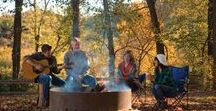 Camping in Arkansas / Here are great places to camp in Arkansas -- and great ideas for what you should bring when you camp.