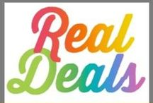 WEEKLY DEALS / We'll be bringing you a weekly roundup every Tuesday of the best deals we can find!