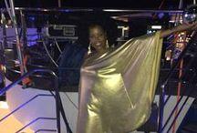 Studio 54 Batwing 70's Disco Dresses