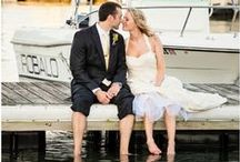Yacht Club Liverpool Inspiration / Here are some ideas for your own waterside wedding at the Yacht Club Liverpool...