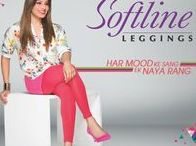 Rupa Softline / Softline is the first brand in the leggings category to design and create products that revolve around the 'MOODS' of the user.
