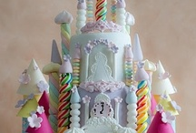 Cakes  / by Kathy Lueders