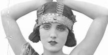 {VINTAGE MUSINGS} / A retro goddess, timeless inspires vintage styles to be reinvented.