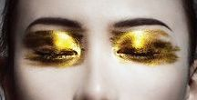 {GOLD RUSH} / Aphrodite, goddess of beauty, held the golden apple. Gold  mirrors beauty.