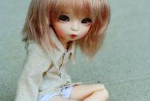 BJD Dolls / Bjd dolls that I like, related tutorials.