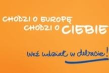 Dialog Obywatelski o przyszłości UE / spotkanie José Manuela Barroso, Przewodniczącego Komisji Europejskiej, Viviane Reding, Wiceprzewodniczącej KE, Komisarz UE ds. Sprawiedliwości, Praw Podstawowych i Obywatelstwa oraz Róży Thun, Posłanki do Parlamentu Europejskiego z obywatelami UE. Tematy: kryzys, prawa obywateli i przyszłość Europy. Impreza odbędzie się 11 lipca, o godz. 14.30, w Centrum Nauki Kopernik w Warszawie.  http://www.europedirect-przemysl.wspia.eu/aktualnosci/2446,dialog-obywatelski-o-przyszlo-ci-ue.html