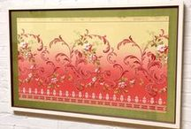 Bolling & Company / The Art of Antique Wallpaper by Bo Sullivan