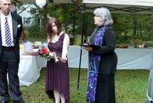 Outdoor Weddings / Ideas and things to consider when planning your outdoor wedding