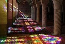 Inspired By Stained Glass