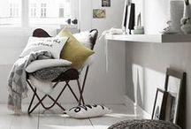 BKF Chair / La nota poltrona di design BKF in diverse ambientazioni