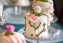 Cakes, Gâteaux