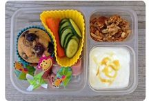 Healthy School Lunch Ideas / Sharing ideas and tips for packing healthier school lunches and snacks.