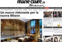 Il Santa on Marie Claire Maison Italia <3