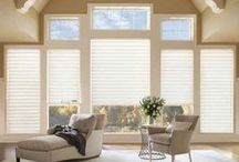 HUNTER DOUGLAS WINDOW TREATMENTS / Traditional Window Treatments ~ Awarded Product of the Year ~ Child & Pet Safety Blinds available! Allwein Carpet One Floor & Home offers a wide variety of Hunter Douglas window fashions to meet all your needs, including favorites like Duette® Honeycomb Shades, Silhouette® Window Shadings, Luminette® Privacy Sheers, wood blinds, shutters and more.   http://www.centralpablinds.com/ Try our DESIGN CENTER STUDIO