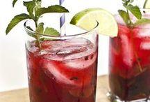 Drinkkejä / Drinkki ideoita