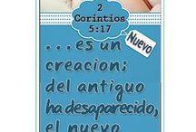 Marcadores en Español / Verso de la Biblia favoritos en Español [Bible verse bookmarks in Spanish]