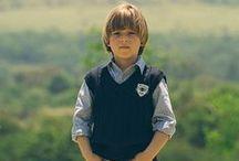 Look BBD Grife - Meninos #4 / Para os meninos separamos um look clássico esporte chic. Arrebata corações ♥