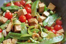 Ma Cuisine équilibrée / Salades, légumes, plats sains et diététiques pour tous les jours.