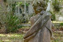 Watched Places, Bon Secour, Alabama / Inspirations for Watched Places, a Pameroy Mystery set in Bon Secour, Alabama