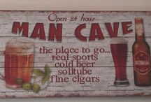 Mens cave