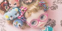 Dolly books / Links to the various DollyDolly and DollyBird books