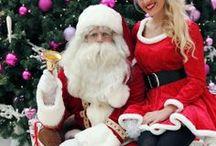 Kerst-ThemeCharacters