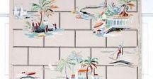 Vintage Wallpaper: Favorite Patterns