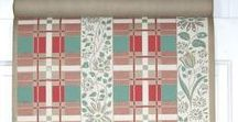 Our Collection: 1950s Vintage Wallpaper