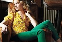 Colourful Jeans / Colourful Jeans - Colour Jeans