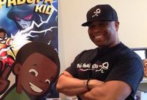 Children's Author Ty Allan Jackson / Ty Allan Jackson is one of the most important children's authors in the country. His books are fun, inspiring and educational but it is his mission of motivating children that separates him from the traditional author. Learn more at www.bigheadbooks.com