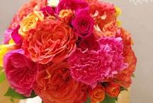 Combinación de colores en una boda