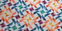 Inspiring Quilts / This board features gorgeous quilts that inspire me to try new techniques, think about different color palettes, or learn new quilting stitches.