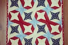 Quilting Tutorials / So many wonderful ideas and techniques to discover on the internet, so little time to make them all.