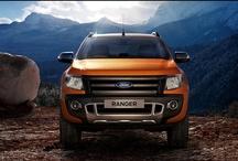 Ranger / Az új Ford Ranger meghódítja a világot!