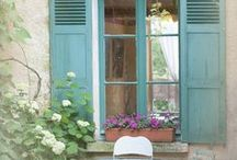 Provence, French Blue