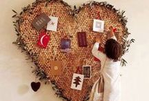 RECYCLED - Wine Corks / DIY cork art, crafts, and projects. / by Carrie Cat