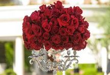 Red Inspired Wedding / red wedding inspiration and ideas