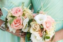 Mint Inspired Wedding / Wedding ideas for a mint inspired wedding.