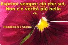Meditazioni e Chakra / Siamo anche su facebook al seguente indirizzo: https://it-it.facebook.com/meditazioniechakra