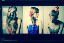 Photo shoot styling / About my work: magazin, beauty, lookbook and image shooting Sneak peaks all around